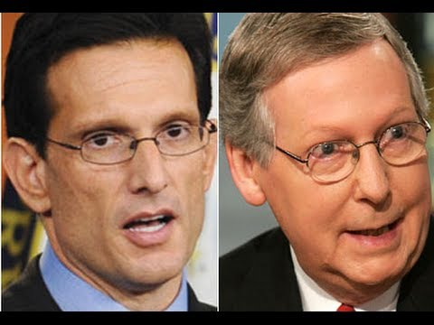 What Does Eric Cantor's Loss Mean for Mitch McConnell? (w/ Cliff Schecter)