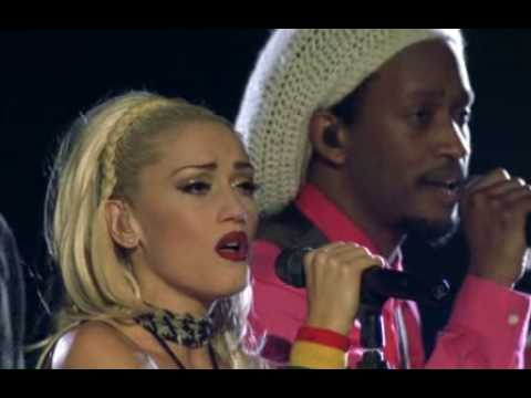 No Doubt - rock steady live parte 5 ( Magic's in the Makeup - Running )