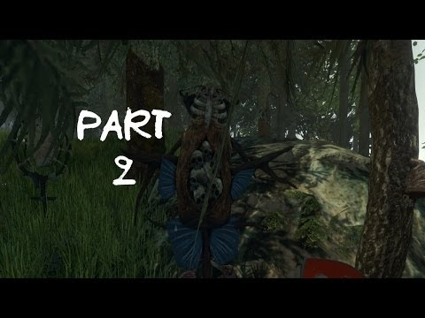 The Forest Gameplay Walkthrough Part 2 - The Resort (PC)