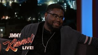 Lil Rel Howery on Get Out Oscar Nomination