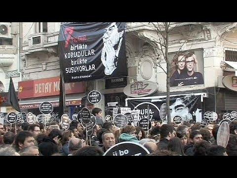 У Туреччині вимагають покарати винних у вбивстві вірменського журналіста