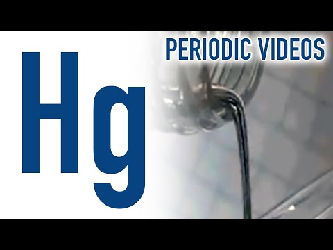 Mercury - Periodic Table of Videos