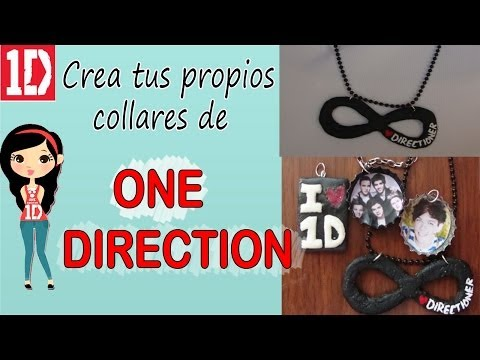 Como hacer collares de One Direction