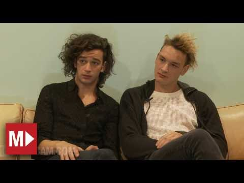 The 1975 talk Miley Cyrus, weed, Frozen & playing Anti-Christ live | Moshcam Interview