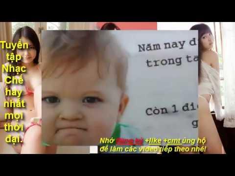 Những bài nhạc chế hài hước REMIX nhất 2016-video nhac che