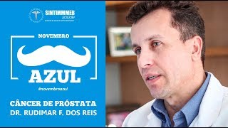 TV SINTIMMMEB SAúDE | NOVEMBRO AZUL | DR. RUDIMAR F. DOS REIS | CâNCER DE PRóSTATA