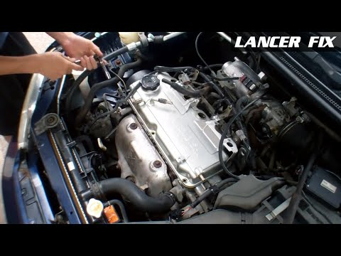 Lancer Fix | Rough Idle / Engine Light / O2 Sensors P0421 - Ep.1