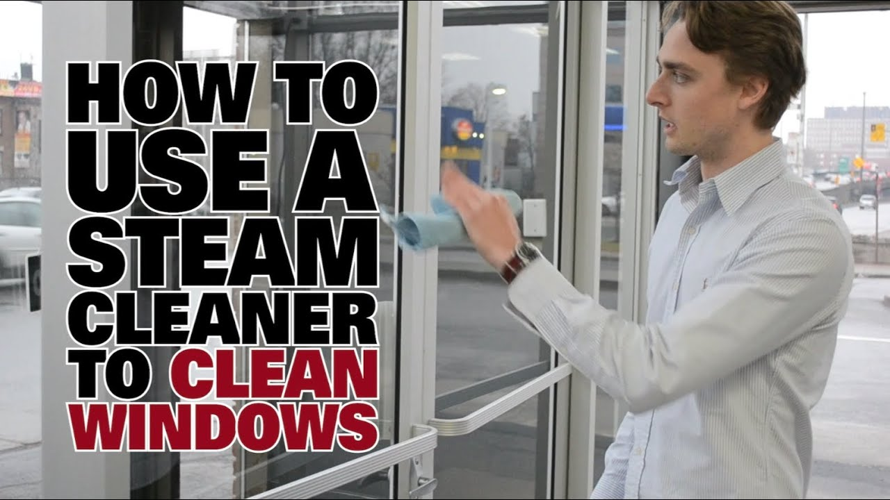 how to steam clean windows dupray steam cleaners youtube. Black Bedroom Furniture Sets. Home Design Ideas