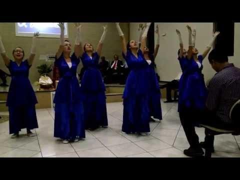 Coreografia - A Igreja Vem