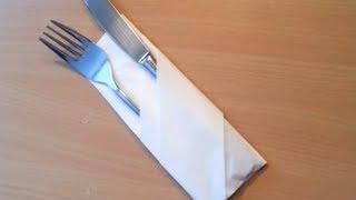 pliage de serviette en papier en forme de flocon labelleadresse videos de serviette. Black Bedroom Furniture Sets. Home Design Ideas