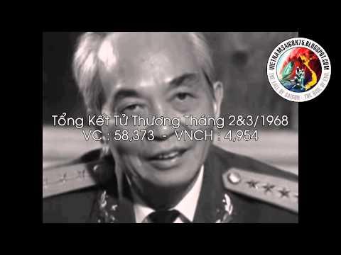 Phim tài liệu Mậu thân 1968 Tập 1 - Võ Nguyên Giáp,Trần