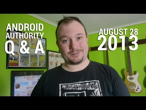 Nexus 5 release date, new Samsung tablets, and will the HTC One Max have a stylus? - AA Q&A