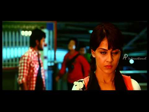 Ram Charan Teja save Genelia D'Souza from Villains