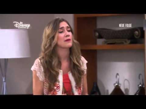 Violetta Staffel 2 - Angie möchte ausziehen (Folge 5) Deutsch