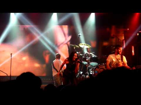 Within Temptation - Faster , Live @ O2 Academy Birmingham 8/11/11
