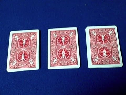 The Final 3 - Amazing Math Card Trick