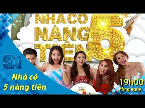 [Trailer phim Tết] Nhà có 5 nàng tiên | SNTV