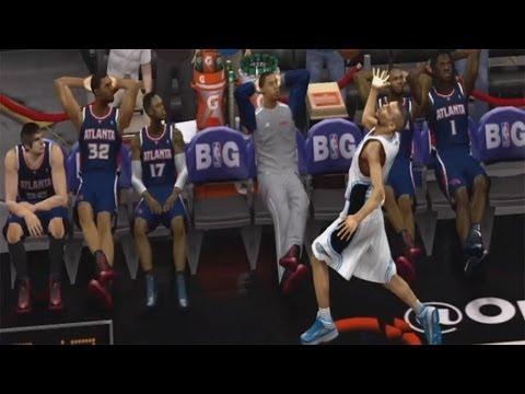NBA 2K14 MyCareer - Arron Afflalo WTF Moment
