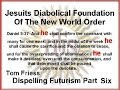 Jesuits Diabolical Foundation Of The NWO - Tom Friess