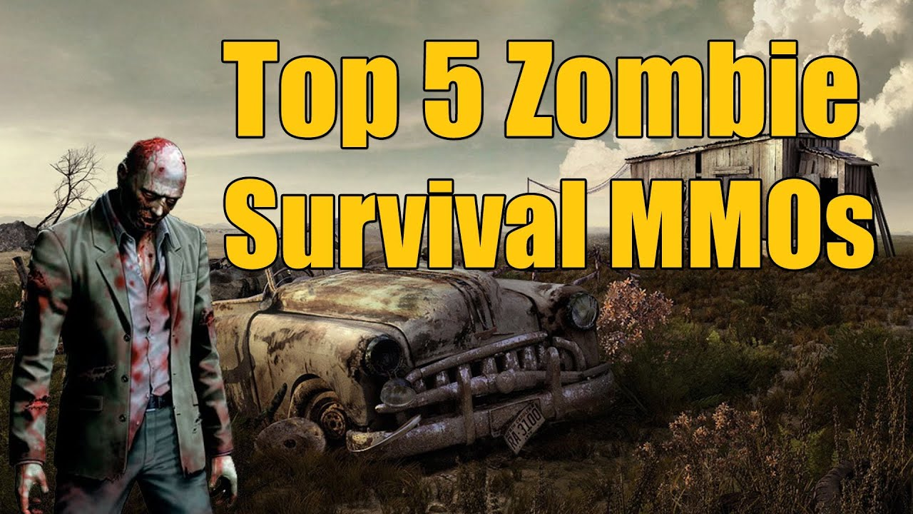 Mmo survival game list best