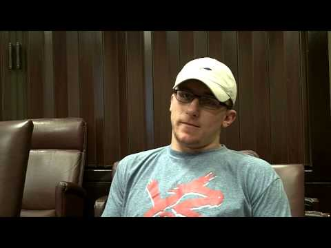 Aggies Manziel Interview Part 1 of 4