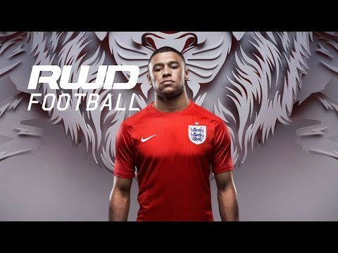 Alex Oxlade Chamberlain Talks England Gary Neville and Joel Campbell