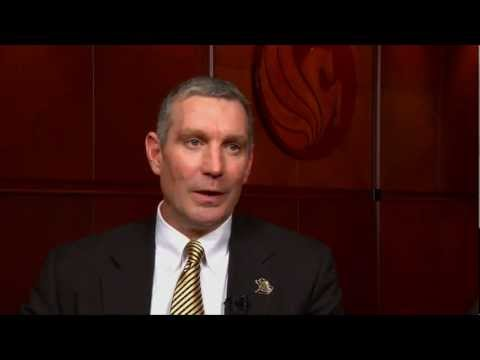 Video: New Director of Athletics, Todd Stansbury
