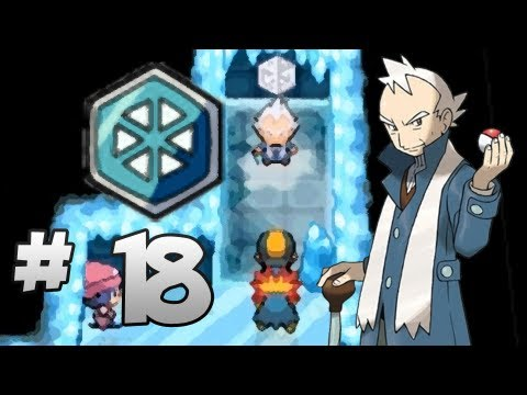 Let's Play Pokemon: HeartGold - Part 18 - Mahogany Gym Leader Pryce