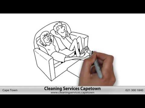 Qualified cleaning experts in Cape Town