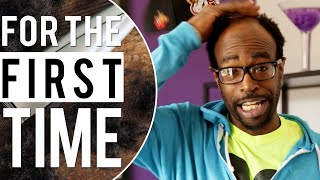 Getting a Man-Weave 'For the First Time'