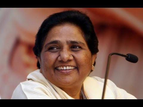 BSP Chief Mayawati guns for the top job