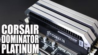 Corsair Dominator Platinum Airflow 16GB 2666 DDR3 Memory