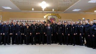 Приведення до Присяги працівника поліції слухачів курсів первинної професійної підготовки