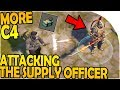 ATTACKING the CHINESE NEW YEAR SUPPLY OFFICER MORE C4 Last Day On Earth Survival Update