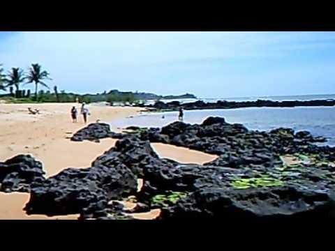 Praia de Manguinhos.