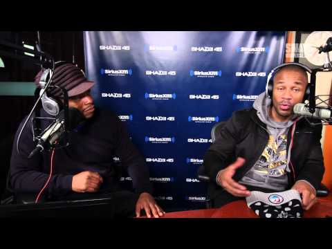 Tank Talks TGT Fights, & New Solo Mixtape on Sway in the Morning