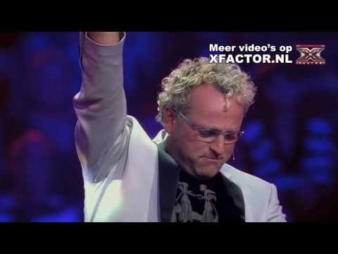 Grant Scott - Xfactor Netherlands 2011 BRUNO MARS - JUST THE WAY YOU ARE