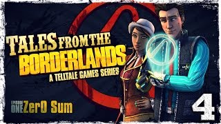 Tales From The Borderlands. #4: Смертельная гонка.