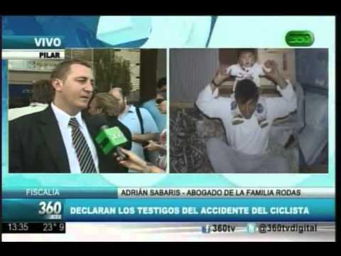 360 TV- Móvil: Declaran los testigos del accidente del ciclista