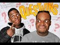 EMMANUEL HUDSON (@_kosher) - QUESTIONS (the argument)