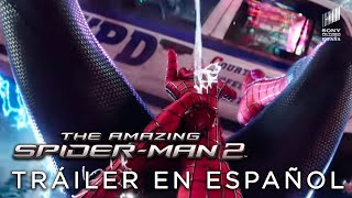 EL TRÁILER FINAL The Amazing Spider-Man 2. En Español