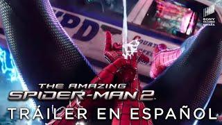 EL TRÁILER FINAL The Amazing Spider-Man 2. En