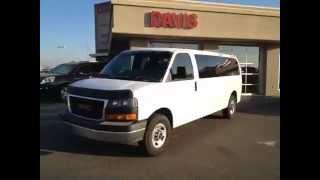 2007 GMC Savana Passenger RWD 3500 SLE | #111587 | Davis GMC Buick videos