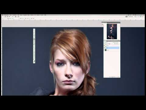 Dodge & Burn Photoshop Tutorial (English)