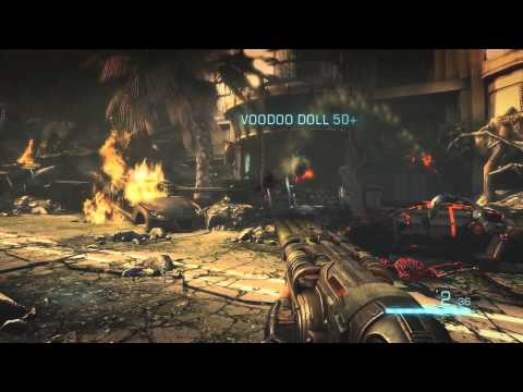 Видео Bulletstorm с GC (HD)