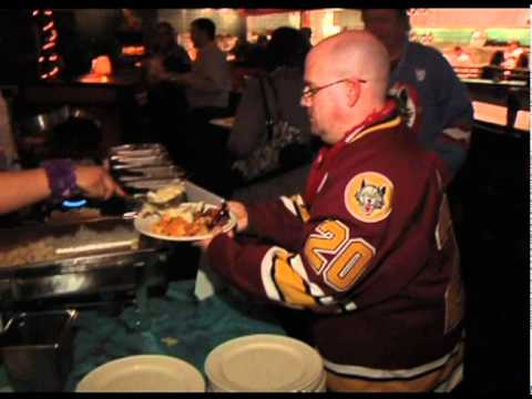 Chicago Wolves Rookie Party