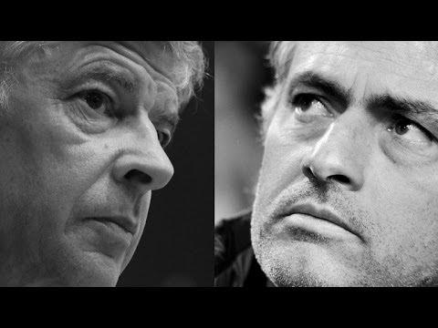 Jose Mourinho calls Arsene Wenger a