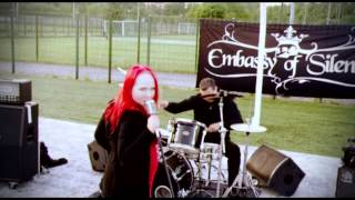 EMBASSY OF SILENCE - Straight up Crazy Amazon
