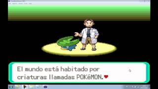 Como Descargar Pokémon Esmeralda+Emulador (Con Voz
