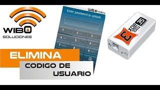 ELIMINA CODIGOS DE USUARIO EN SONY ERICSSON CON SETOOL BOX